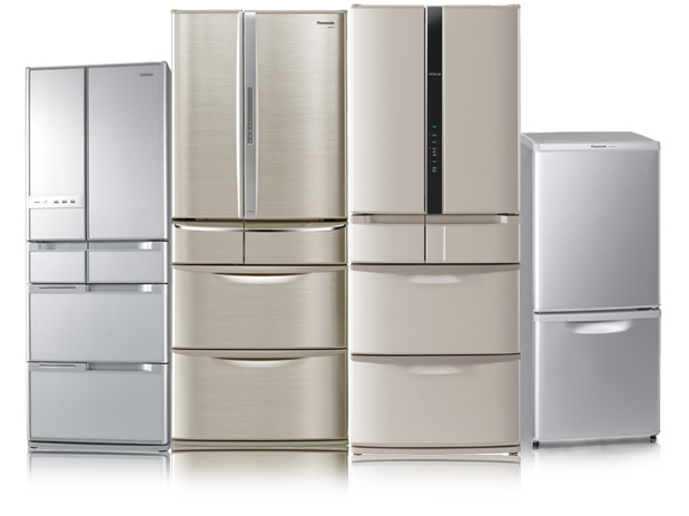 Superb Quality Refrigerators from Japan!!